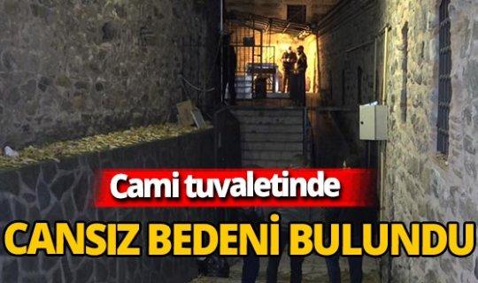 Bursa'da Sami Ergin cami tuvaletinde ölü bulundu