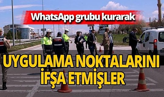 Bursa'da WhatsApp grubu kurarak uygulama noktalarını ifşa eden grup üyeleri hakkında soruşturma açıldı