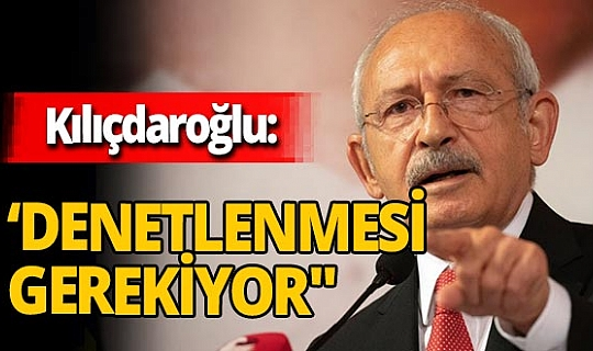 CHP Genel Başkanı Kemal Kılıçdaroğlu bütçe görüşmelerinde açıklamalarda bulundu!