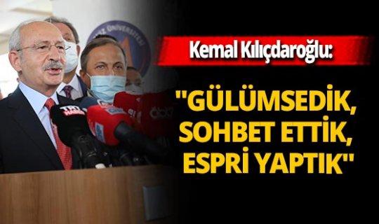 CHP Lideri Kemal Kılıçdaroğlu'ndan son dakika Muhittin Böcek açıklaması