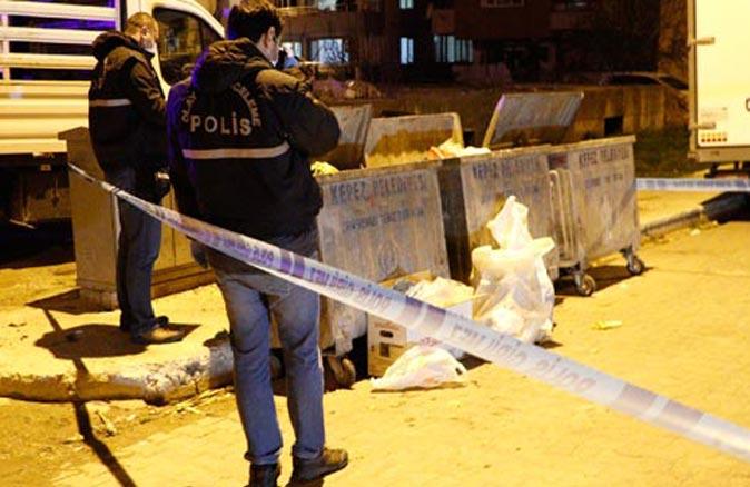 Kepez'de çöp konteynerine terk edilen bebek hayatını kaybetti