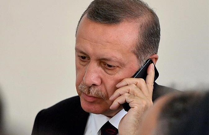 Cumhurbaşkanı Erdoğan Ermenistan'ı