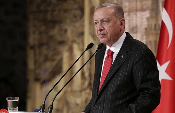 Cumhurbaşkanı Erdoğan, Milanoviç ile görüştü
