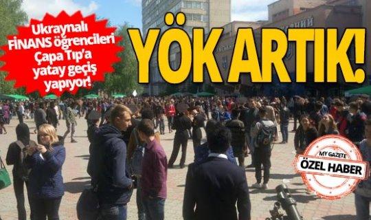 Dekan açıklama yaptı: Ukraynalı FİNANS öğrencileri Çapa Tıp'a yatay geçiş yapıyor!