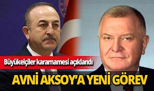 Dışişleri Bakanlığı Antalya Temsilcisi Büyükelçi Hüseyin Avni Aksoy, Mozambik Büyükelçisi olarak atandı