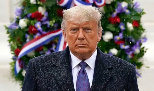 Donald Trump iddia etti: 'Georgia ve Arizona'da kazanacağım'