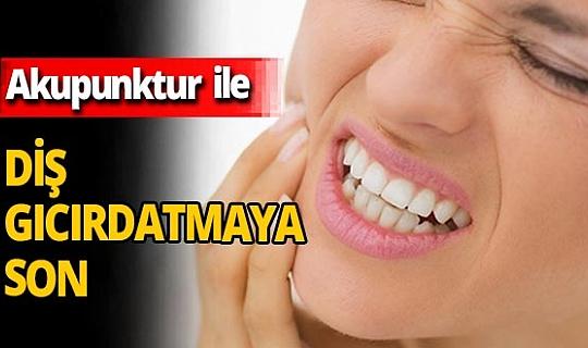 Dr. Öğr. Üyesi Serhat Koran akupunktur tedavisiyle diş gıcırdatmaya son verileceğini söyledi