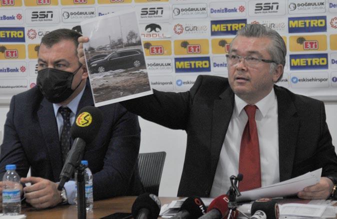 Eskişehirspor'un vergi dairesine ve SGK'ya borcu 36 milyon liraya ulaştı