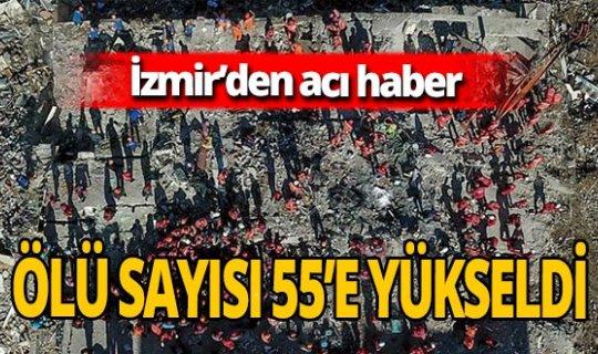 Fahrettin Koca açıkladı: İzmir'de vefat sayısı 55'e yükseldi