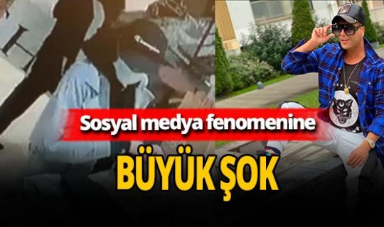 Fenomen Hakan Kakız'a hırsız şoku