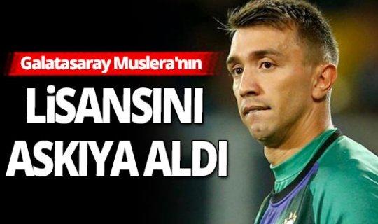 Galatasaray'dan kritik hamle