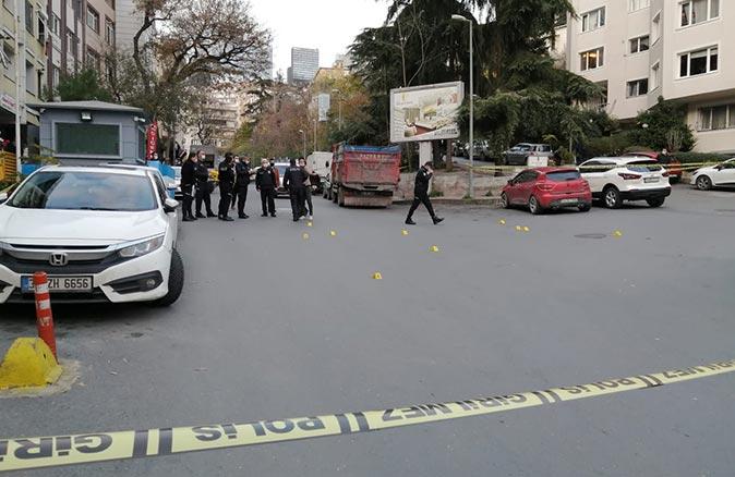 Polis merkezi önünde silahlı saldırı: 2 yaralı