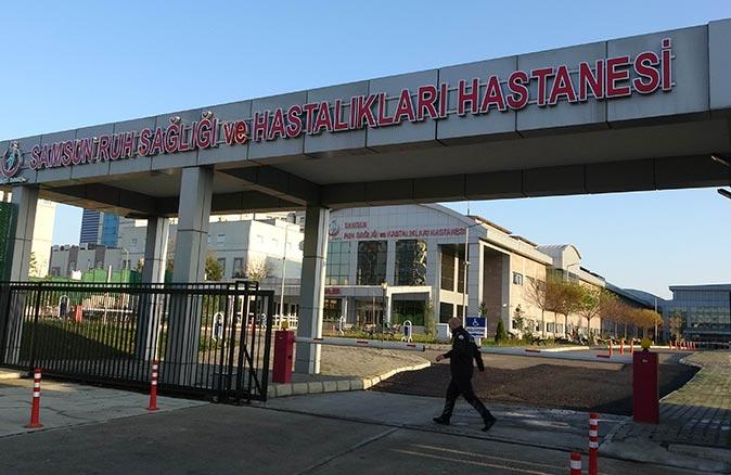 Samsun'da dehşet! Bir hasta başka bir hastayı boğarak öldürdü