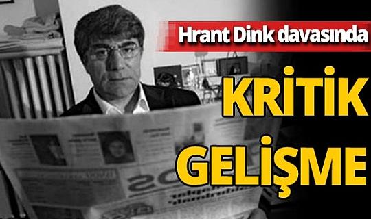 Hrant Dink cinayetine ilişkin davada savcılık mütalaasını açıkladı
