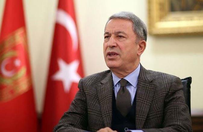 Milli Savunma Bakanı Hulusi Akar: 'En son teröristi de etkisiz hale getirip bu işi bitireceğiz'