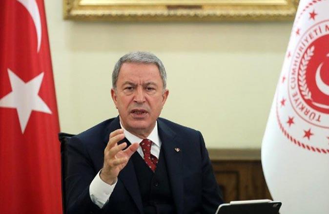Son dakika...Milli Savunma Bakanı Hulusi Akar ve TSK komuta kademesi Libya'ya gitti