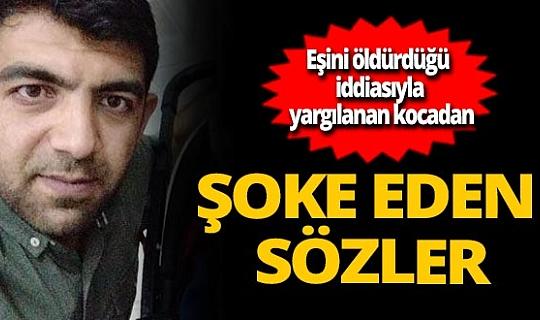 Iğdır'da eşini öldürdüğü iddiasıyla yargılanan Umut Aras: 'intihar etti'