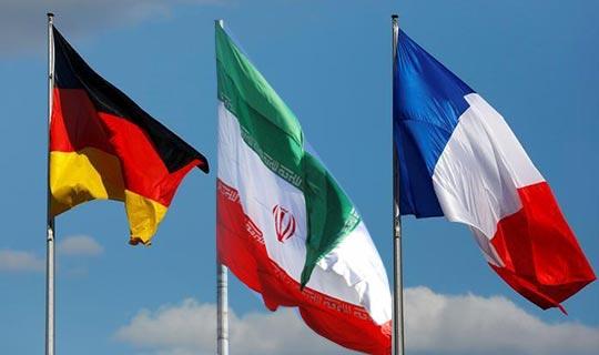 İran, Almanya ve Fransa'nın teröre destek verdiğini söyledi