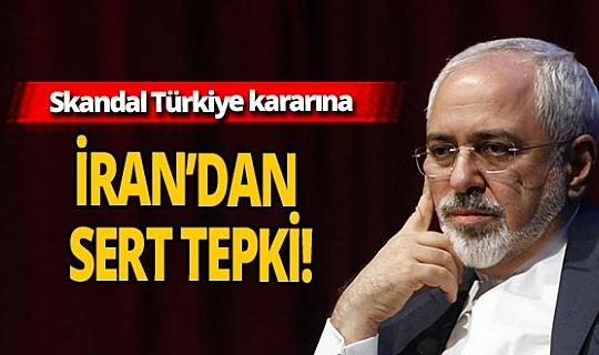 İran'dan ABD'nin Türkiye'ye yaptırım kararına tepki!