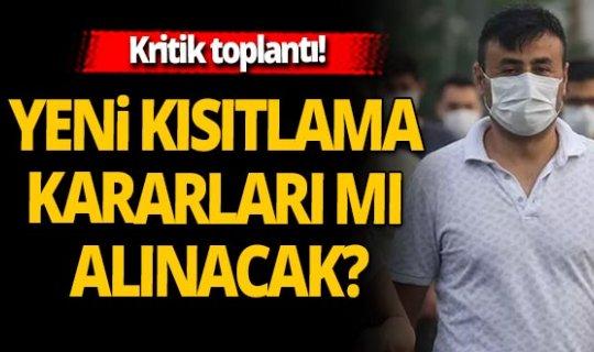 İstanbul'da ek tedbirler alınacak mı?