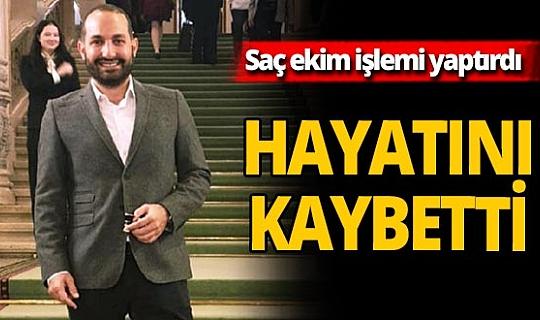 İstanbul'da saç ekimi ölüme götürdü! İnceleme yapılan klinikten açıklama