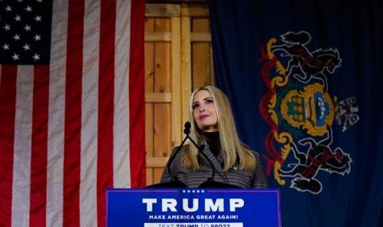 Ivanka Trump babası için 35 milyon dolar topladı