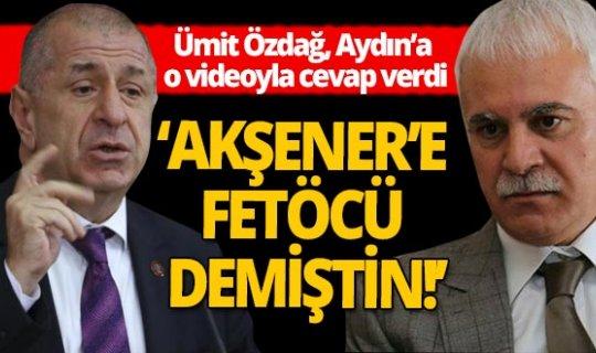 İYİ Parti'de kavga kızıştı!