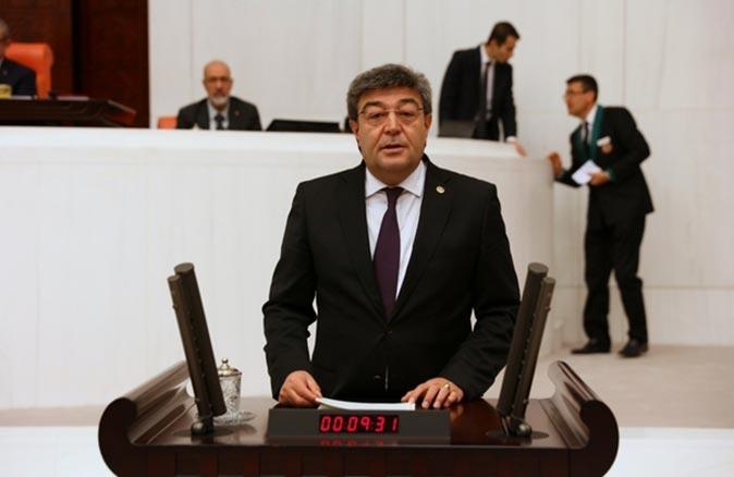 İYİ Parti Kayseri Milletvekili Dursun Ataş koronavirüse yakalandı