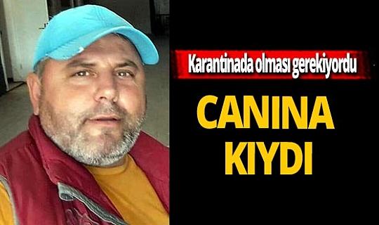 İzmir'de korkunç intihar! Ölüme atladı