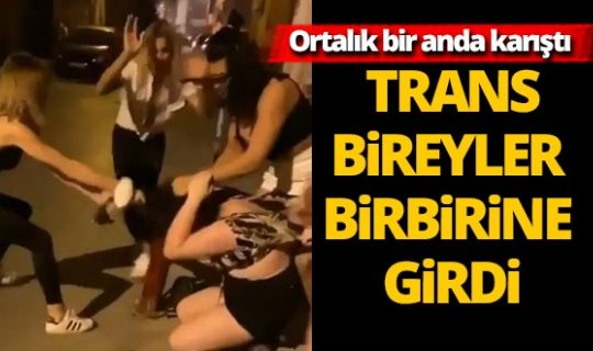İzmir'de trans birey arkadaşları tarafından darp edildi