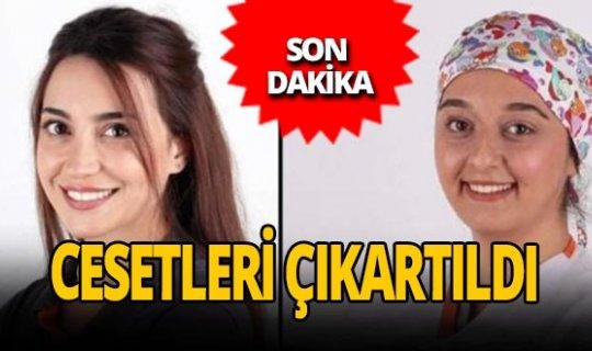 İzmir'den acı haber! Aslı Taner ve Zarife Doğan'ın cesedi çıkartıldı