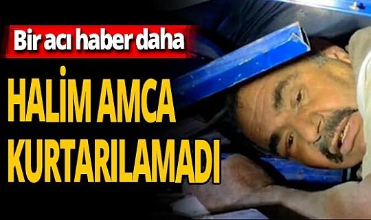 İzmir depreminden 26 saat sonra enkaz altından çıkarılan Helim Sarı hayatını kaybetti