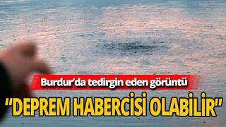 Jeofizik mühendisi Abdurrahman Arıkan'dan endişelendiren Burdur gölü açıklaması