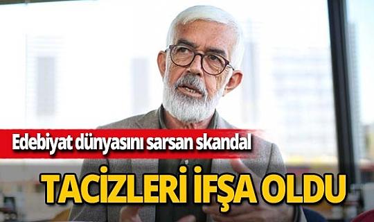 Kadınlar Hasan Ali Toptaş'ın tacizlerini ifşa etti!