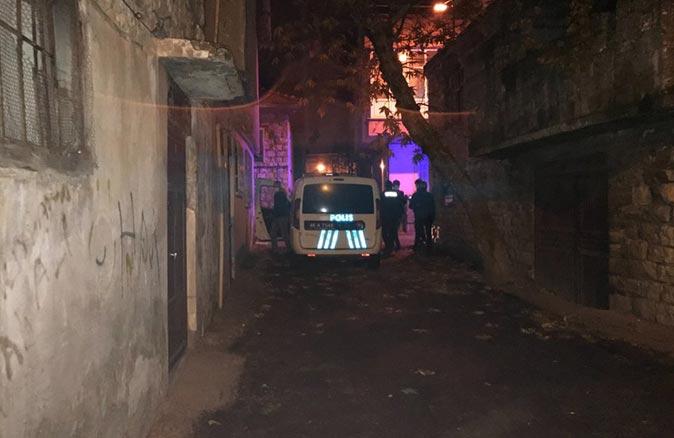 Kahramanmaraş'ta silahlı kavga! 1 kişi yaralandı