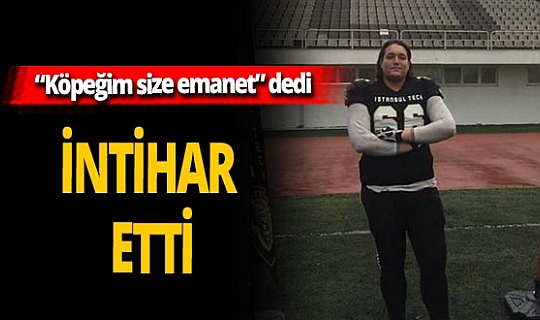Kahreden ölüm! Üniversite öğrencisi Cengiz Kaan Demirbaş'ın intihar notu yürekleri dağladı