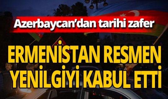Karabağ'da tarihi zafer haberi geldi