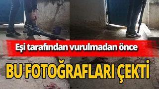 Karaman'da Hakan Karharman tarafından bacağından vurulan Özgen Karharman:
