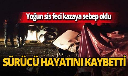 Kastamonu'daki feci kazada Hasan Cırıkoğlu hayatını kaybetti