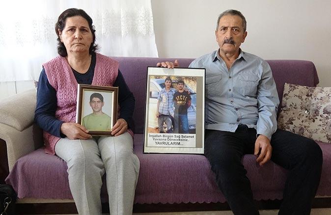 Hayatları kabus oldu! Kayıp oğullarını bulana 100 bin lira veya daire verecek
