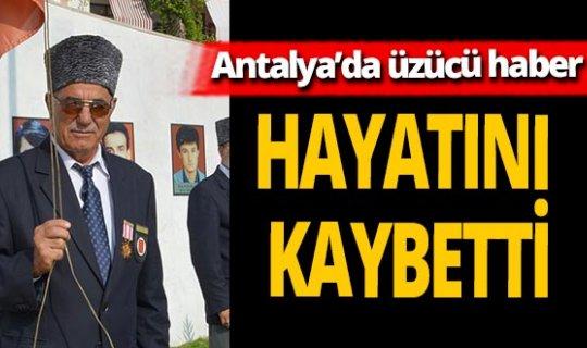 Kıbrıs Gazisi Mustafa Lökcü hayatını kaybetti