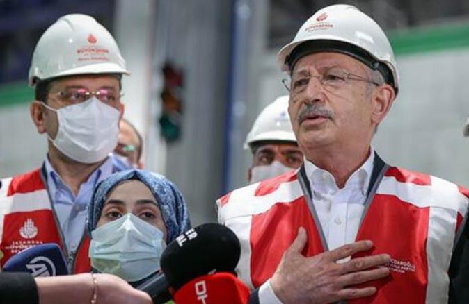 CHP Genel Başkanı Kemal Kılıçdaroğlu 'Süleyman Girgin' sorusunu yanıtlamadı