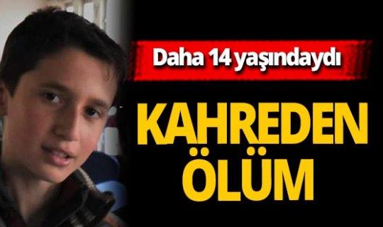 Konya'da şaka yapmak isterken arkadaşını öldürdü