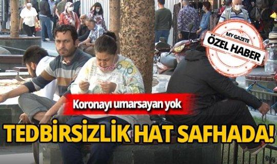 Antalyalılar korona tedbirlerine ne kadar uyuyor?