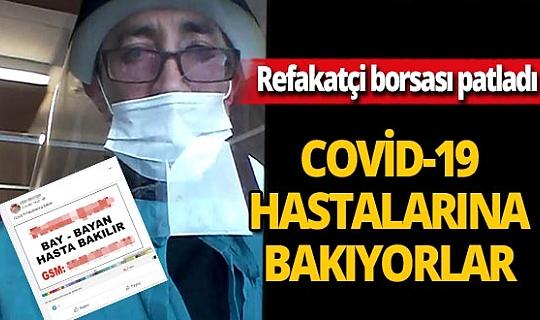 Koronavirüs refakatçi borsası oluştu!