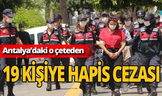 'Mavi Kelebek Operasyonu'nunda şok gelişme: 19 şüpheliye hapis cezası!
