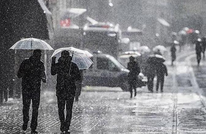 Meteoroloji bölge bölge uyardı! 2021'in ilk günlerinde dikkat