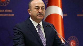 Dışişleri Bakanı Mevlüt Çavuşoğlu: Şiddetle kınıyoruz