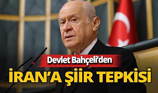 MHP Genel Başkanı Devlet Bahçeli'den İran açıklaması: