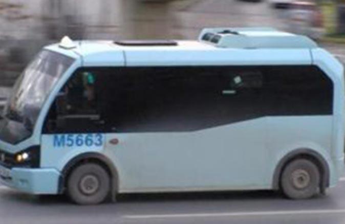 Minibüs şoförlerinden ilginç yöntem!